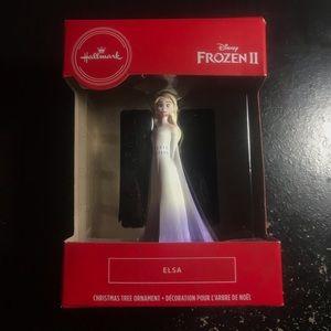 Disney Frozen 2 Elsa Ornament